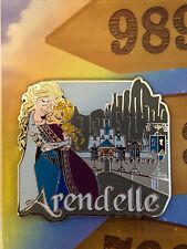 Disney Wdw Love Is An Adventure Go The Distance Arendelle Frozen Pin Le 1100