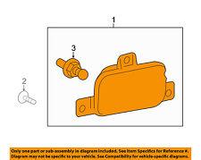 Chevrolet GM OEM 10-13 Camaro Backup Light Back Up Lamp-Assy Left 92243668