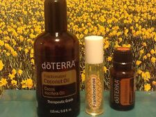 "doTERRA-Frankincense Essential Oil ""King of Oils"" 10ml Rollerball-Ready To Use"