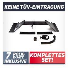 Honda CR-V II RD 02-07 Anhängerkupplung starr+E-Satz 7p