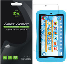 3-Pack Dmax Armor HD Clear Screen Protector For Kurio Next 7 inch Kids Tablet