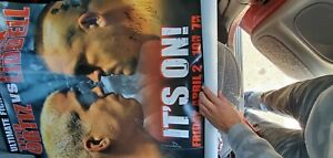 Ufc 47 Signed Event Poster