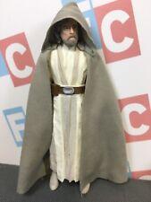 "Star Wars Hasbro 6"" Black Series Red #46 Jedi Master Luke Skywalker Figure"