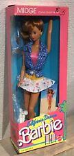 1987 California Dream Midge doll NRFB Steffie face Barbie