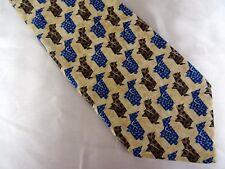 Krawatte von GIVENCHY Paris, 100% Seide, Made in Italy, Luxus, Schlips
