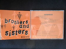 Montoya/Brothers and Sisters 11 Track/CD