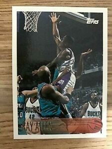 1996-97 Topps #217 Ray Allen RC