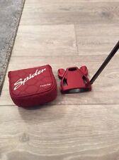"TaylorMade Golf Spider Tour Red Jason Day Putter 34"""