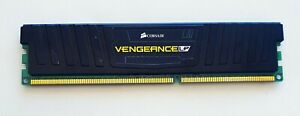 Corsair Vengeance LP 4GB DDR3 1600MHz Desktop PC RAM ~ 12800 Gaming Memory Black