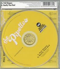 The Pipettes Pull Shapes Really That Bad CD single Memphis Industries