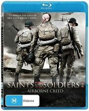 Saints And Soldiers 2 - Airborne Creed (Blu-ray, 2012) New/Sealed WAR