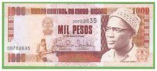 GUINEA - BISSAU - 1000 PESOS - 1993 - P-13b - UNC - REAL FOTO