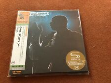 Wes Montgomery Bumpin Japan Import SHM CD Numbered Promo Disc