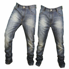 Cotton Faded Big & Tall Skinny, Slim Jeans for Men