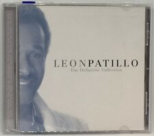 The Definitive Collection by Leon Patillo (CD, May-2015, Word Distribution)