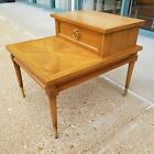 American of Martinsville Mid Century Modern 2 Tier End Table