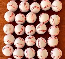 50 Small White Soft Training Balls 1/2 inch