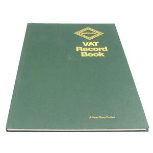 SIMPLEX VAT RECORD BOOK **GREAT ITEM**