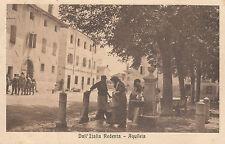 8570) WW1 DALL'ITALIA REDENTA AQUILEIA UDINE DONNE ALLA FONTANA.