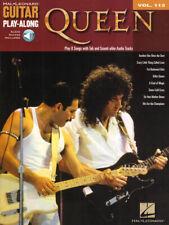 Queen Guitar Play-Along Gitarre Noten Tab mit Download Code