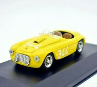 Coche Auto Ferrari 166MM Spyder 344 miniaturas Escala 1/43 diecast Art Model