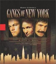 The Gangs of New York by Scorsese, Martin