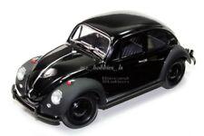 1967 VW VOLKSWAGEN BEETLE 1/18 BLACK BANDIT BY GL 12827 (BOX SLIGHTLY DAMAGED)