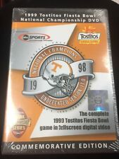 1998 TENNESSEE VOLUNTEERS NATIONAL CHAMPIONSHIP DVD BY ABC SPORTS