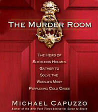 The Murder Room by Michael Capuzzo (Audiobook CD) Unabridged