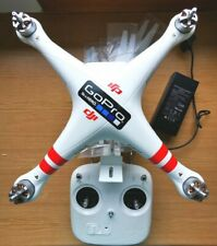 DJI Phantom 2 Drone, Used with Charger, battery & 2 x Props Sets