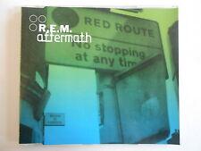 R.E.M. : AFTERMATH [ CD PROMO ] ~ PORT GRATUIT
