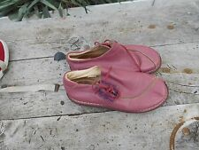 RARES CHAUSSURES  FEMME as kickers but no kickers VIEUX ROSE T 37 TBE A 20€ ach