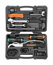 Icetoolz Essence Tool Kit - Portable Bike Bicycle Mechanics Tool Box