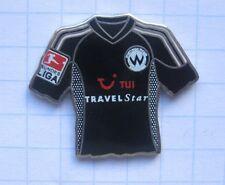 FUSSBALL BUNDESLIGA / WACKER BURGHAUSEN / TUI TRAVEL Star ... Trikot-Pin (110f)