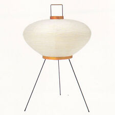 ISAMU NOGUCHI AKARI 9A Stand Light, Lamp -Free Shipping from Japan