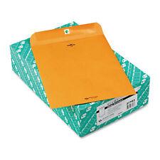 Quality Park Clasp Envelope 9 1/2 x 12 1/2 32lb Brown Kraft 100/Box 37793