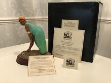 More details for thomas blackshear | collectors antique statue figurine | first issue  #1345/3500