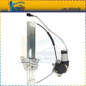 New Window Regulator Rear Right with Motor fits 2008-2012 Ford Escape