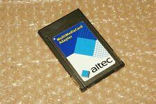 Altec PCMCIA MMC Card Reader Kartenleser Laptop / Notebook Adapter