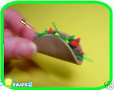 "Mini Taco Mexico ""Girl Scout"" or ""Boy Scout"" SWAPS  Craft Kit  by Swaps4Less.com"