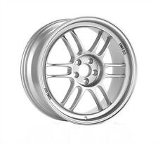 Enkei RPF1 17 x 7.5 Wheel Lightweight Racing Silver 5 x 114.3 + 48 17