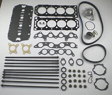HEAD GASKET SET BOLTS WATER PUMP TIMING BELT KIT MGF MGTF MGZR 25 Vi 200 Gti VVC