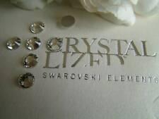50 TRANSPARENTE ss30 Cristales Swarovski 6.4mm Pegamento Fix - 2058
