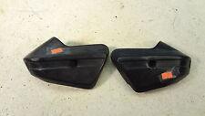 1986 Honda Helix CN250 moped 250cc H648. front wheel plastic trim covers