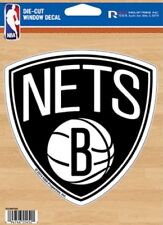 Brooklyn Nets Die Cut Decal Car Window, Laptop, Tumbler. See Description