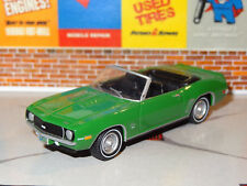 1969 CHEVROLET CAMARO SS BEWITCHED MOVIE CAR DIORAMA DIECAST COLLECTIBLE L