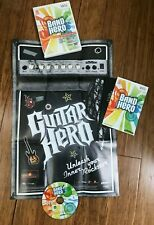 BAND HERO - Nintendo Wii Game playable with Guitar Hero Controllers - PAL - PG