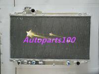 2 Row Aluminum Radiator Toyota Supra turbo Auto JZA80 JZA80 2JZ-GTE 93-98 94 95