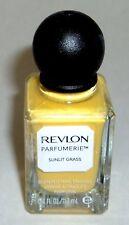 REVLON Scented Nail Polish Nail Enamel SUNLIT GRASS 020