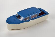 Lot 4219 Lionel Boot (boat) - Zubehörteil, weißer Rumpf und blaues Dach, Spur 0